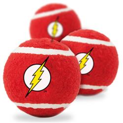 The Flash Pet Toy Tennis Ball by Buckle-Down