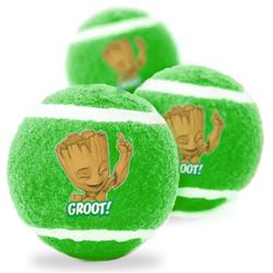 Groot Pet Toy Tennis Ball by Buckle-Down