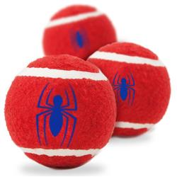 Spider-Man Pet Toy Tennis Ball by Buckle-Down
