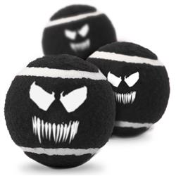 Venom Pet Toy Tennis Ball by Buckle-Down