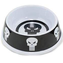 The Punisher Pet Bowl by Buckle-Down