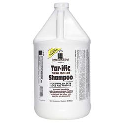 PPP Tar-Rific Skin Relief Shampoo - Gallon