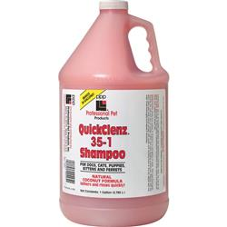 PPP QuickClenz Quick Rinse Shampoo - Gallon