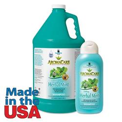 PPP AromaCare Cooling Hrbl Mint Shampoo - Gallon