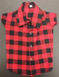 Red Buffalo Plaid Shirt