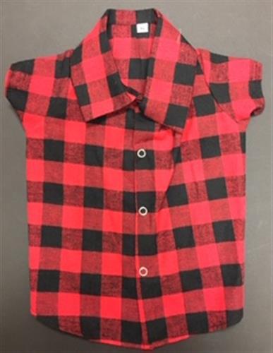 Red Buffalo Plaid Shirt