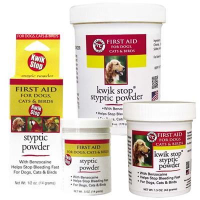 Miracle Care Kwik Stop Styptic Powder