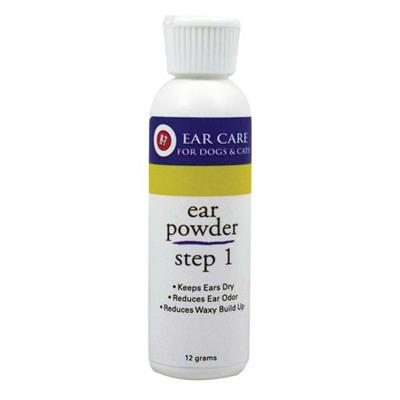 R-7 Ear Care Powder for Dogs and Cats