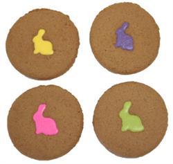 Bunny Print Cookie