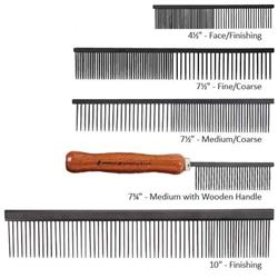 Master Grooming Tools Xylan Combs