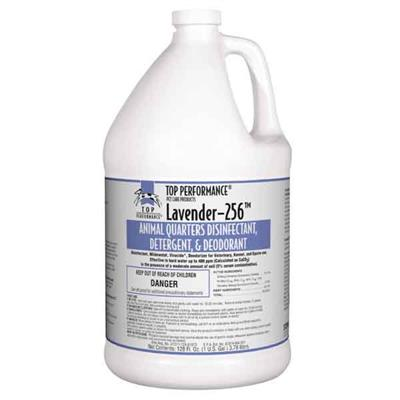 Top Performance® 256 Disinfectant - Gallons