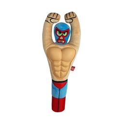 """MEGA MUTTS 16"""" Super Dupers Gnawly LuchadoG 4 PACK $32.80 ($8.20 EACH)"""