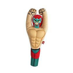 Super Dupers Pupped Luchadog