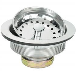 Master Equipment™ Stainless Steel Tub Strainer