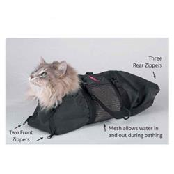 """Top Performance Cat Grooming Bag - Small 17"""" x 9"""""""