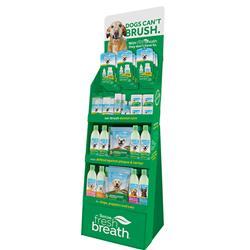 Fresh Breath by TropiClean 47pc Floor Display
