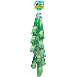 Fresh Breath 12pc Toothbrush Clip Strip