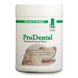 Top Performance Pro Dental Wipes - 160 pack canister