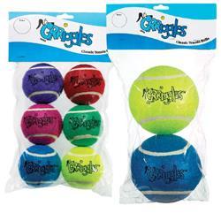 Grriggles® Classic Tennis Balls