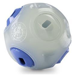 "Planet Dog- Orbee-Tuff 2.5"" WHISTLE BALL"