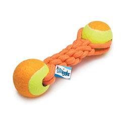 Grriggles® Ruff Rope Mega Tennis Tugger Toy