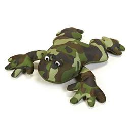 Grriggles® Giant Camo Toy Frog