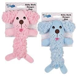 Grriggles® Baby Bark Bungee Pup Toy