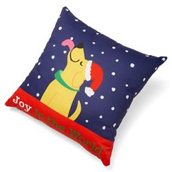 """Joy to the World Accent Pillow (18"""" x 18"""")"""