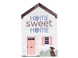 Rustic Large House Signs - Home Sweet Home
