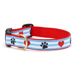 Paw Stripe Dog Collection