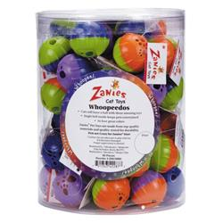 Zanies® Whoopeedos Cat Toys - Canister of 60