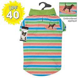 Casual Canine Hawaiian Breeze Polo Shirt