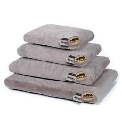 Slumber Pet™ ThermaPet Burrow Bed - Grey