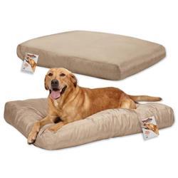 Slumber Pet™ MegaRuffs Beds - Brown