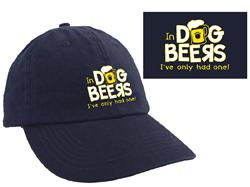 In Dog Beers -  Ball Cap