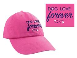Dog Love Forever-  Ball Cap