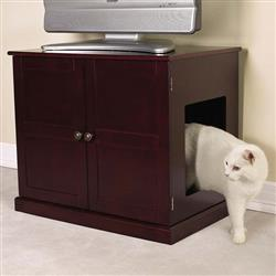 Meow Town™ Concord Cat Litter Cabinets