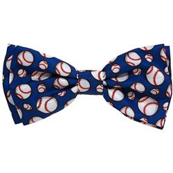 Huxley & Kent - Play Ball Bow Tie, Delivers March 2019