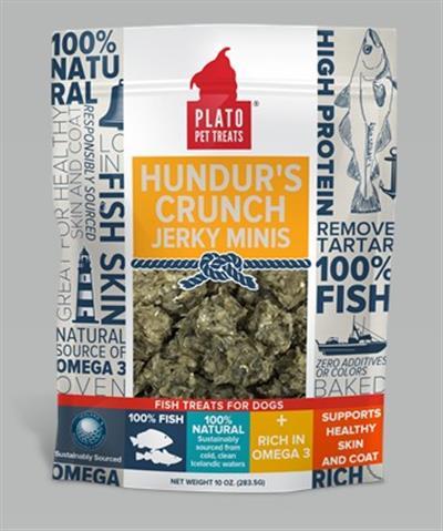 Plato Hundur's Crunch Jerky