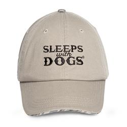 BARKOLOGY® SLEEPS WITH DOGS® - GRAY