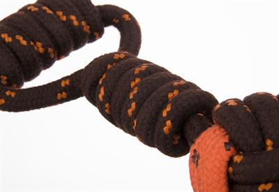 Scout & About Tug Ball Rope Toy