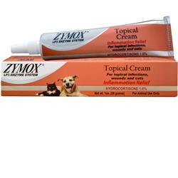 Zymox Cream with Hydrocortisone (1 oz)