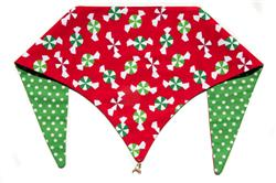 Peppermint Party Holiday ArfScarf