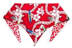 Endless Summer/Red ArfScarf