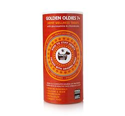 Golden Oldies - Hemp Wellness Treats - 4.5oz (130g)