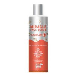 Miracle Face Scrub & Natural Tear Stain Treatment - 8.5 oz. (250 ML)