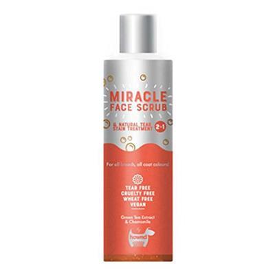 Miracle Face Scrub & Natural Tear Stain Treatment - 8.5 oz. (250 ML)