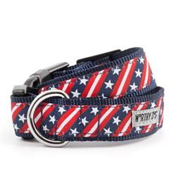 Bias Stars and Stripes Collar & Lead Collection