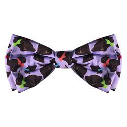 Huxley & Kent - Chocolate Bunny Bow Tie