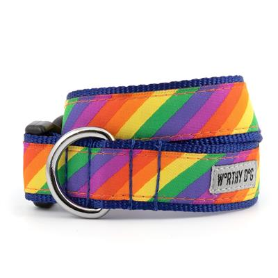Rainbow Collar & Lead Collection